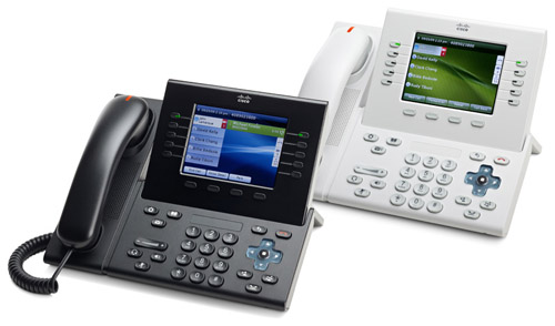 Cisco IP Phone 8900