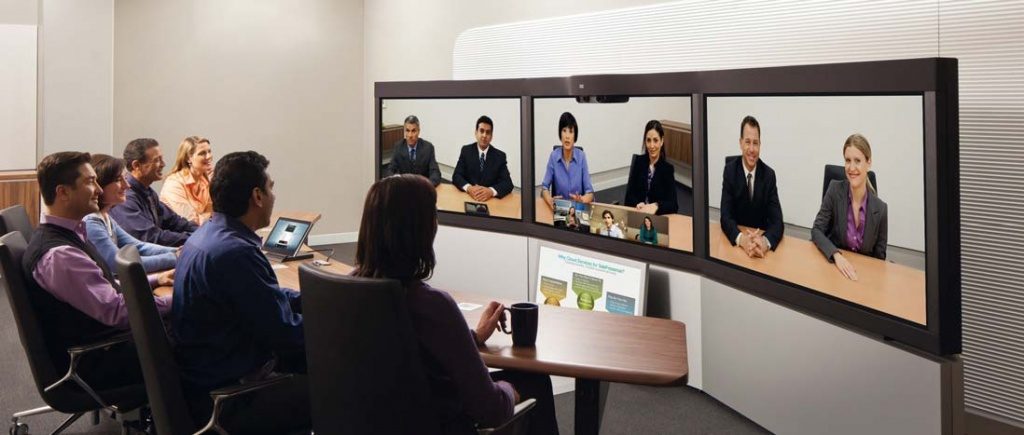 Cisco TelePresence серии TX9000