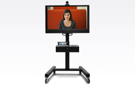 Cisco TelePresence System Extended Height Education Carts