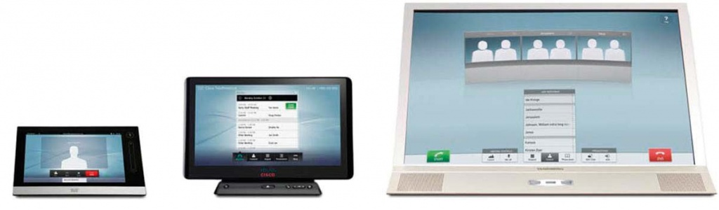 Cisco TelePresence Touch